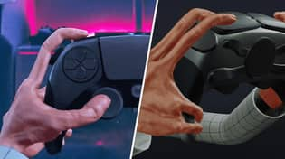 This Nightmarish Vision Of Gamer's Hands In The Future Is Terrifying Nonsense