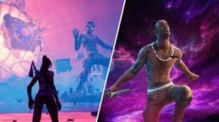 Travis Scott's 'Fortnite' Concert Attracted A Mindblowing Number Of Viewers
