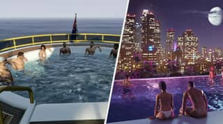 Gamers Meet Up In 'GTA Online' To Celebrate Friend's Birthday