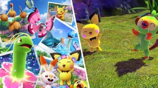 'New Pokémon Snap' Is Coming To Nintendo Switch In April