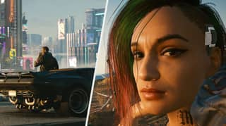 'Cyberpunk 2077' Fans Are Restoring Cut Romance Options To The Game
