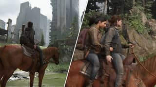 'The Last Of Us Part II' Developer Shows How Game's Horses Were Mocapped