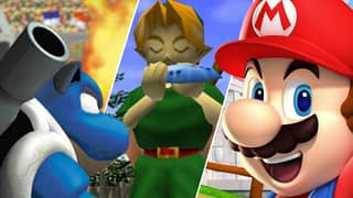 The GAMINGbible Team's All-Time Greatest Nintendo 64 Games