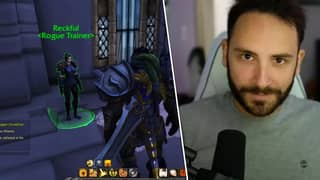 'World of Warcraft' Streamer Reckful Immortalised With Special NPC