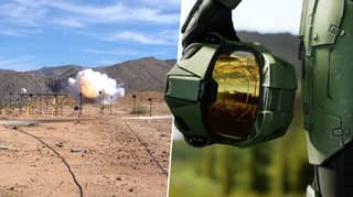 Watch 'Halo: Infinite' Developers Blow Stuff Up With TNT For Game Sounds