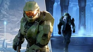 'Halo Infinite' Old School Box Art Unveiled, And Fans Are Losing Their Minds