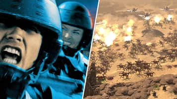 Play The New 'Starship Troopers' Game For Free Next Week