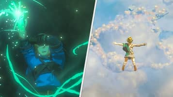 'Zelda: Breath Of The Wild 2' Gameplay Footage Looks Utterly Gorgeous