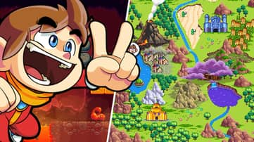 'Alex Kidd In Miracle World DX' Is A Painful Dose Of Pointless Nostalgia
