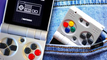 This Super-Mini Game Boy-Like Will Also Play Your PS1 Games