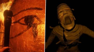 New Horror Game 'Forewarned' Has You Exploring Haunted Egyptian Tombs