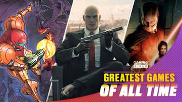 The Greatest Video Games Of All Time: 80-61