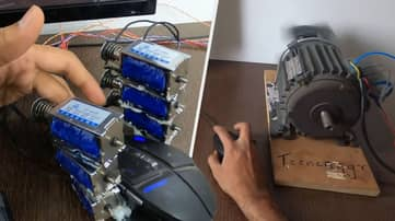 Gamer Replacing Controller Rumble With Industrial Motor Turns To Utter Chaos