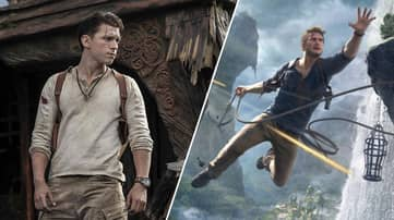 'Uncharted' Movie Has The Biggest Action Sequences Of Tom Holland's Career