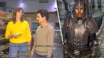 'Oblivion' NPC Dialogue Videos Are Taking Over YouTube