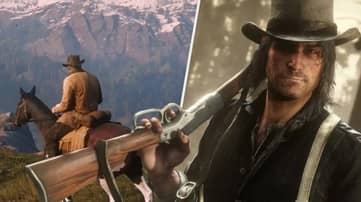 'Red Dead Redemption 2' Player Finally Solves Decade-Old Bear Claw Camp Mystery