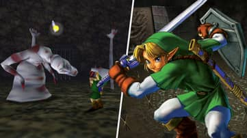 A Tribute To The One Section In 'Ocarina Of Time' I Will Always Despise