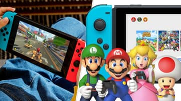 Nintendo Switch Pro Images Are Beginning To Surface Online, Apparently