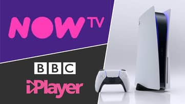 PlayStation 5 Won't Have UK Streaming Apps Like iPlayer And Now TV At Launch