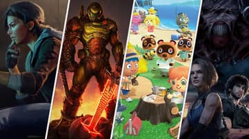 The GAMINGbible's Readers' Game Of The Year For 2020