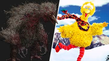 Sesame Street Muppets Turned Into 'Bloodborne' Monsters Is A Horror I'll Never Unsee