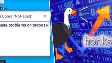 Let A Horrible Goose Absolutely Ruin Your Favourite PC Games