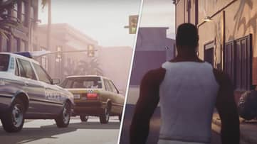 This 'GTA: San Andreas' Remake Looks Absolutely Stunning