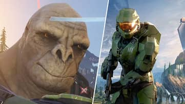Leaked 'Halo Infinite' Images Show Craig All Grown Up