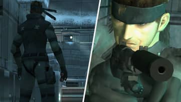 'Metal Gear Solid' Could Be Coming Back, Konami Outsourcing Development