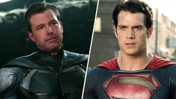 DC Fans Call For Ben Affleck And Henry Cavill To Return As Batman And Superman