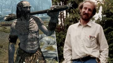 The Giants In 'Skyrim' Are Modelled After The Creator's Dad