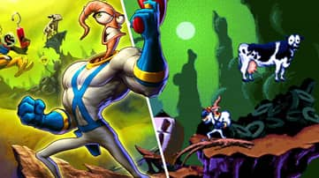 Earthworm Jim Brought Disney And The Simpsons Together, Before Fox Was Sold