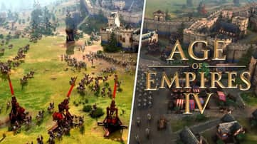 Everyone Can Play 'Age Of Empires 4' For Free This Weekend