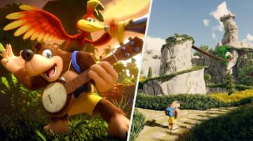 This 'Banjo-Kazooie' Remake Is A Childhood Dream Come True