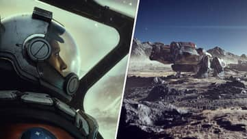 'Starfield' E3 2021 Trailer Was Entirely In-Game And In-Engine