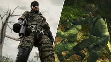 'Metal Gear Solid 3' Is Being Remade In 'Metal Gear Solid 5'