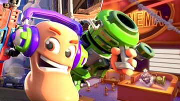 New Worms Game Revealed In Chaotic Debut Trailer