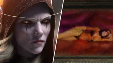 'World Of Warcraft' In-Game Art Changed To Remove Sexual Imagery