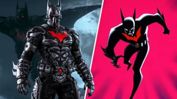 Give Us A Batman Beyond Game, You Cowards
