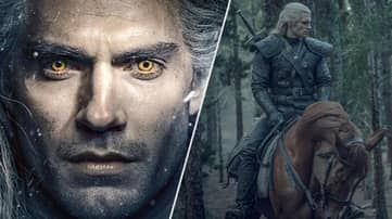 'The Witcher' Reportedly Signs Henry Cavill For Five More Seasons