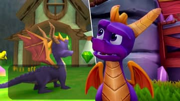 """'Spyro 3' NPCs Tell Him To """"P*ss Off"""" In New Prototype Footage"""