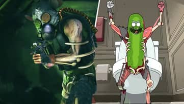 'Rick And Morty' Is Getting A Crossover With 'Rainbow Six Siege'