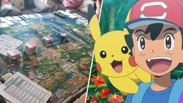 This Fan-Made Pokémon Board Game Is Everything We've Ever Wanted