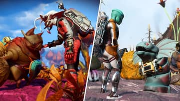 'No Man's Sky' Just Added Pets In Another Massive Update