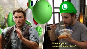 Oh God, The Super Mario Movie Cast Memes Have Arrived In Force