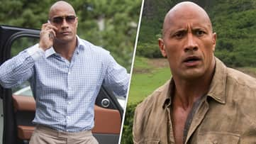 'Black Adam' Casts Actor Who Looks More Like The Rock Than The Rock