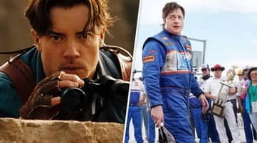Brendan Fraser's Comeback Keeps Going As He Lands Starring Role In New Series