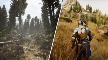 'The Elder Scrolls 6' Unreal Engine Concept Footage Is Blowing Fans Away
