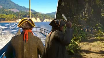 Rockstar Should Make A Pirate Game, This 'Red Dead Redemption 2' Mod Proves It