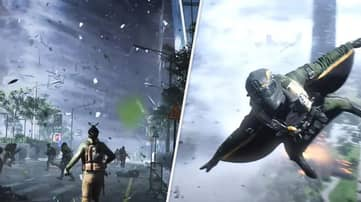 'Battlefield 2042' Early Feedback Mentions Tornadoes May Be A Problem